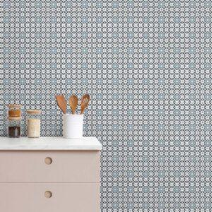 Adesivo de Parede para Cozinha Papel de Parede Azulejo 0031
