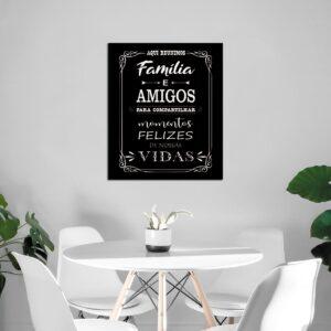 Placas Decorativas MDF Quadro Decorativo Cantinho do Churrasco 0003