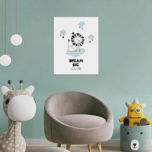 Placas Decorativas MDF Quadro Decorativo Bebê 0009