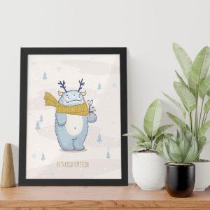 Quadros e Molduras Placas Decorativas Bebê 0011
